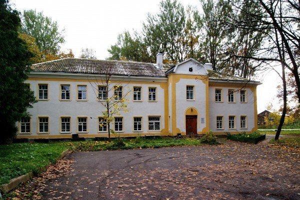 Музей-усадьба Ганнибалов