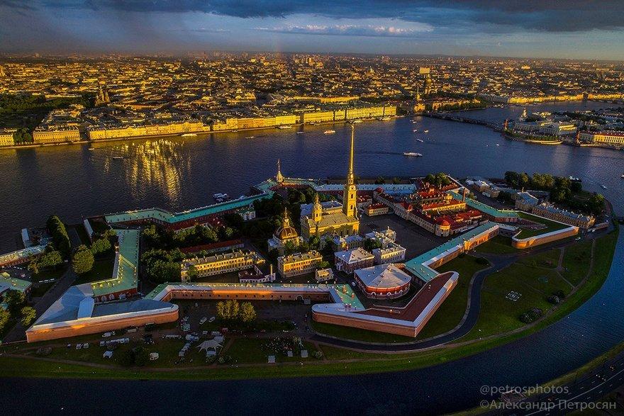 Петропавловская крепость и её музеи