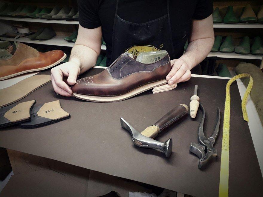 0e1a3bbb865b Как работают профи: мастерская обуви ручной работы | Blog Fiesta
