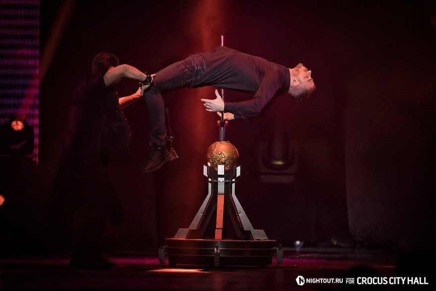 Шоу The Illusionists