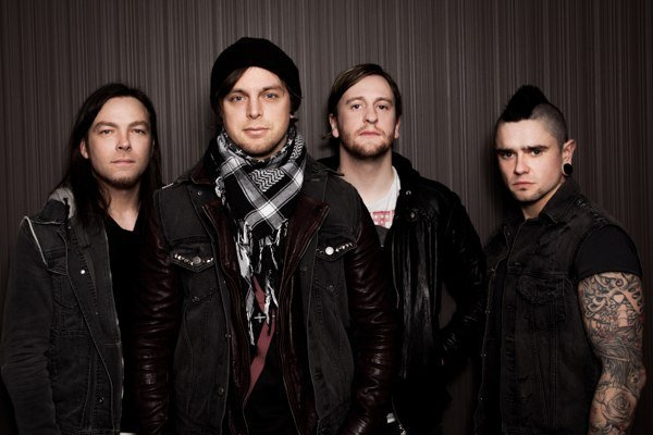 Концерт: Bullet For My Valentine