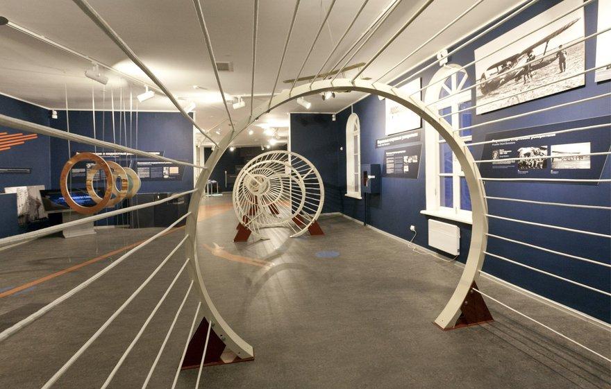 Музей космонавтики и ракетной техники имени В. П. Глушко.
