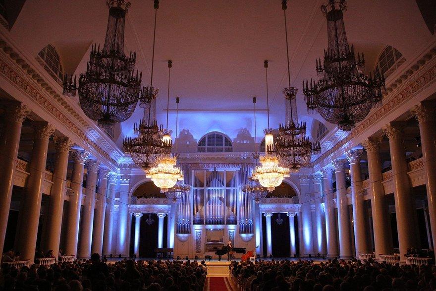 Санкт-Петербургская академическая филармония имени Д. Д. Шостаковича, Большой зал