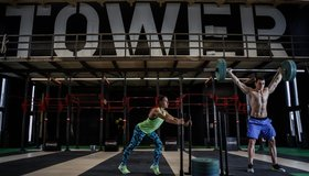Спортзал Red Tower CrossFit 2