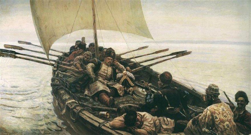Надо знать: какие картины Василия Сурикова можно увидеть в Русском музее