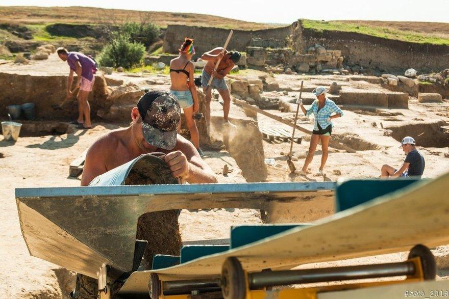 Артезианская археологическая экспедиция МПГУ