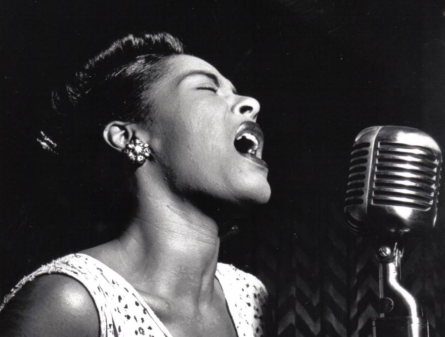 фото джазовых вокалистов сноха-жена его