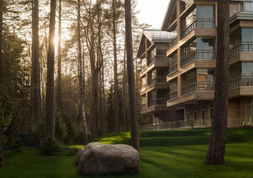 Курорт «Первая Линия. Health Care Resort»