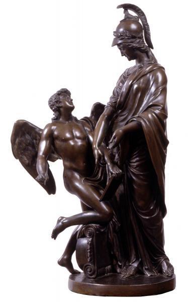Михаил Козловский. «Минерва и Гений художеств», 1796 год