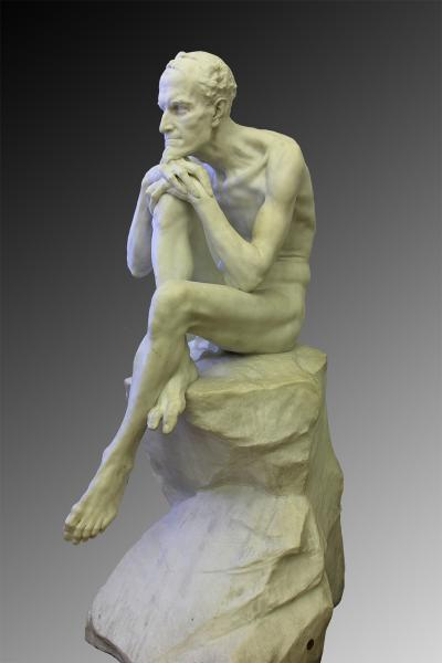Марк Антокольский. «Мефистофель», 1883 год