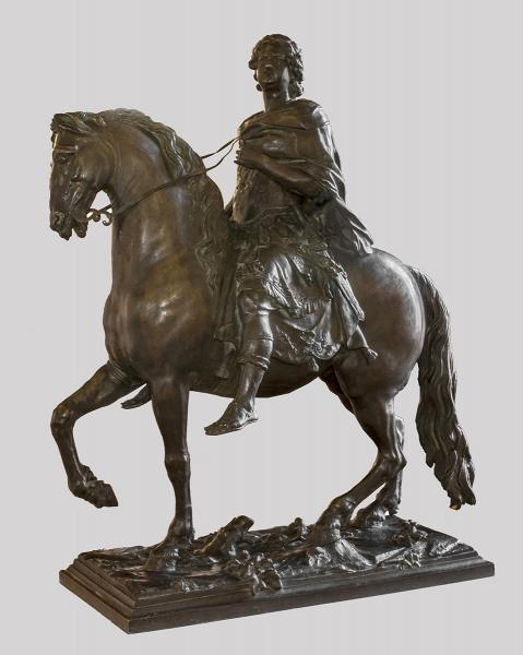 Неизвестный скульптор. «Пётр I», вторая половина XVIII века