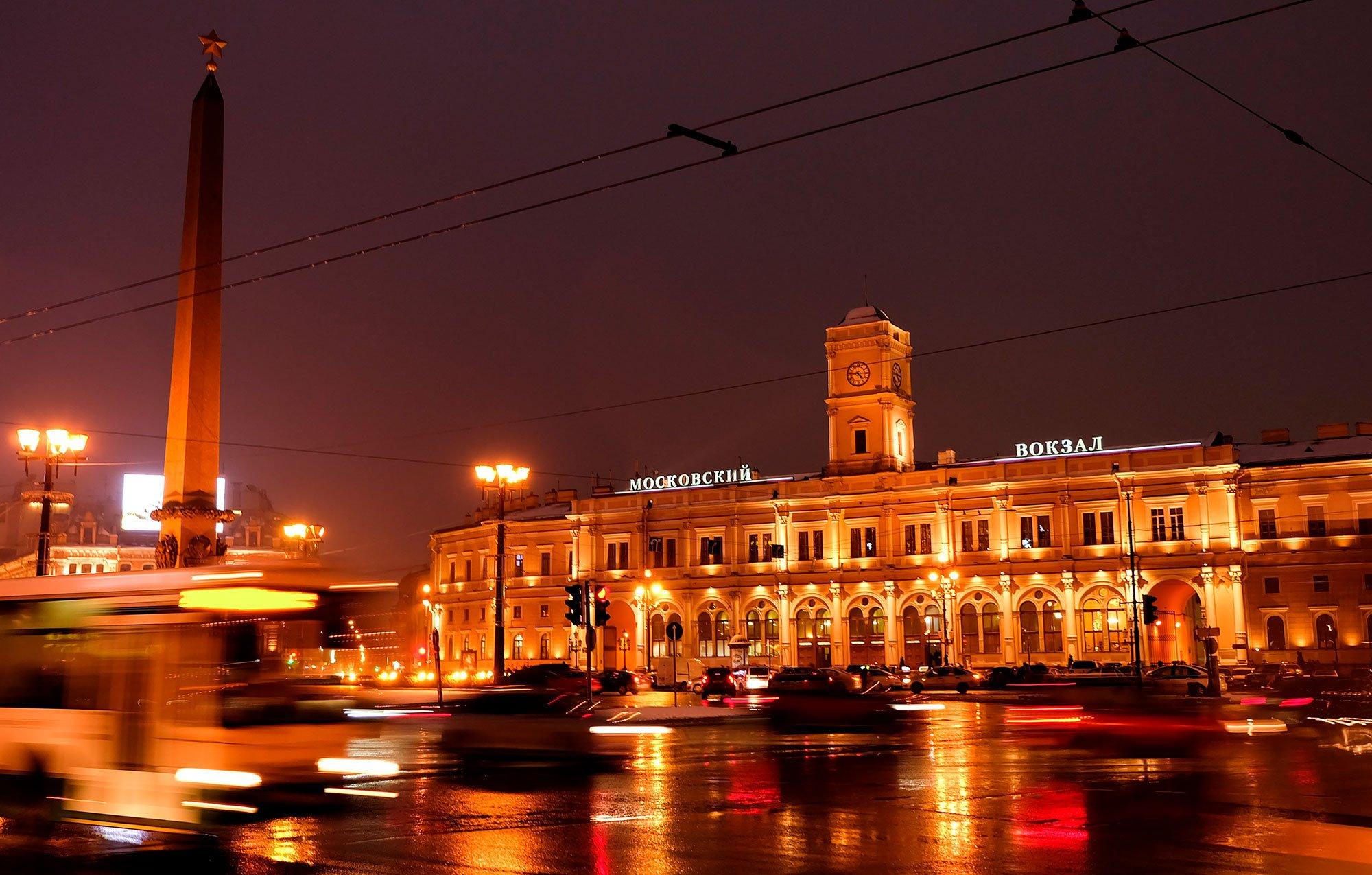 фотографии московского вокзала в хорошем качестве сводится