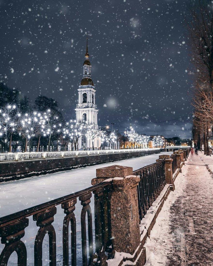 Зима пришла фото на рабочий стол правитель