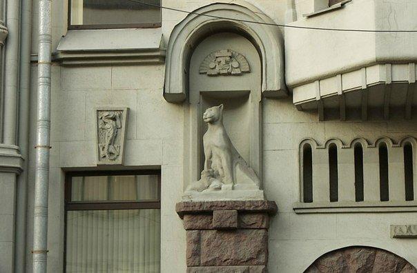 «Рыцарский дом» на Большой Полянке