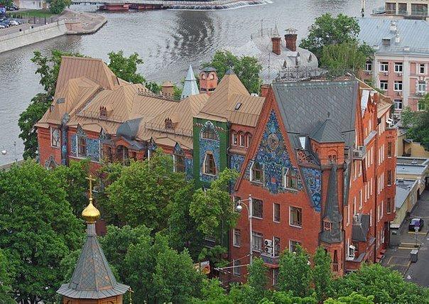 Дом Перцова