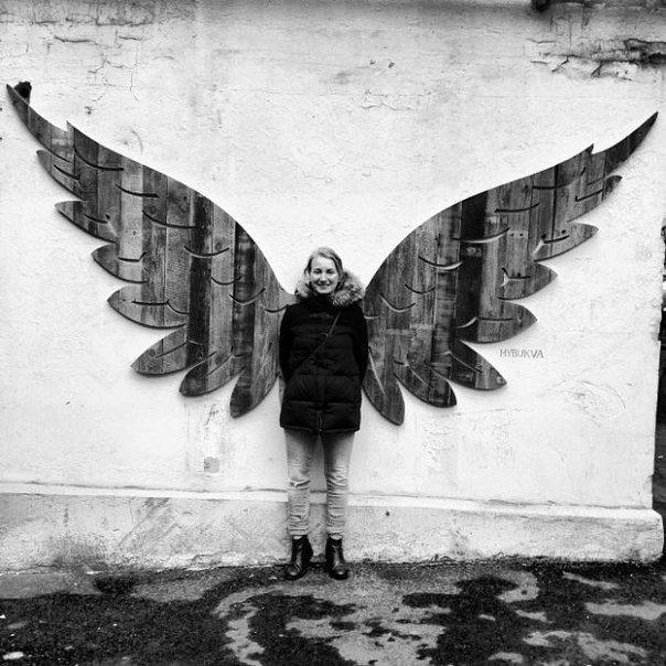 Волшебные крылья из Тель-Авива