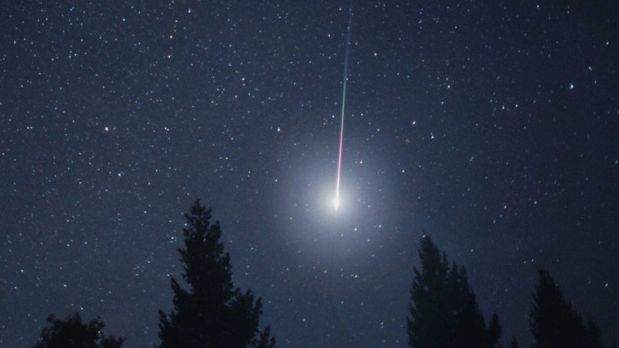 meteor shower essay