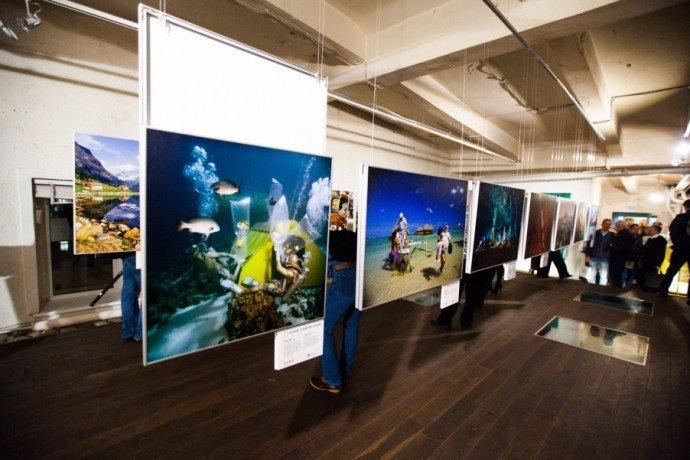 Выставки в санкт петербурге в январе