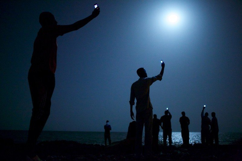 Посетить World Press Photo