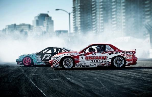 «Drift-battle Двух Столиц»