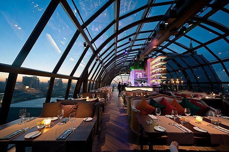 Лучшие рестораны москвы с панорамным видом рейтинг