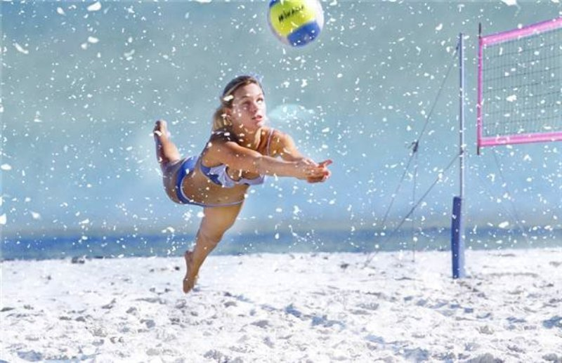 Snow Volley Christmas - 2015