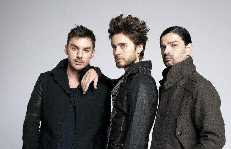Концерт 30 Seconds to Mars