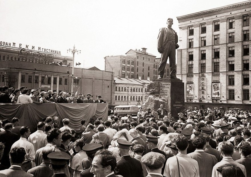 «Маяковские чтения»: свобода и предательство интеллигенции