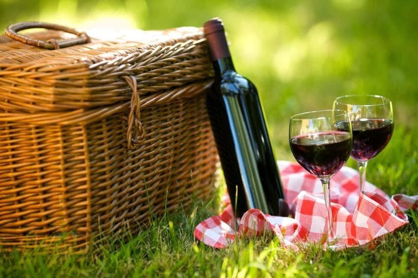 Пикник Wine Market Weekend