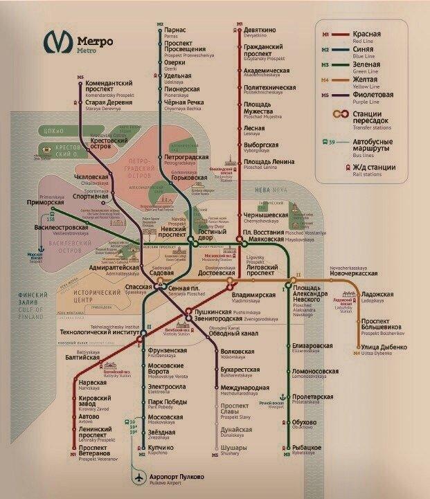 Артемий лебедев схема петербургского метро