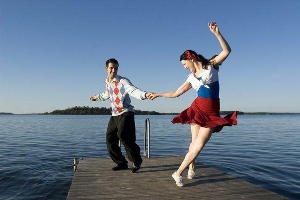 swange dance