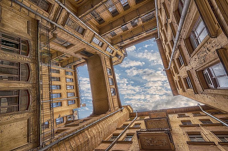 10 домов, которые обязательно стоит увидеть в Петербурге