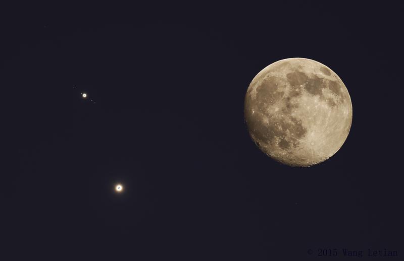 Главное астрономическое событие — противостояние Юпитера — произойдет 8 марта