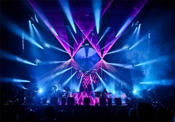 The Pink Floyd show UK: шоу Immersion