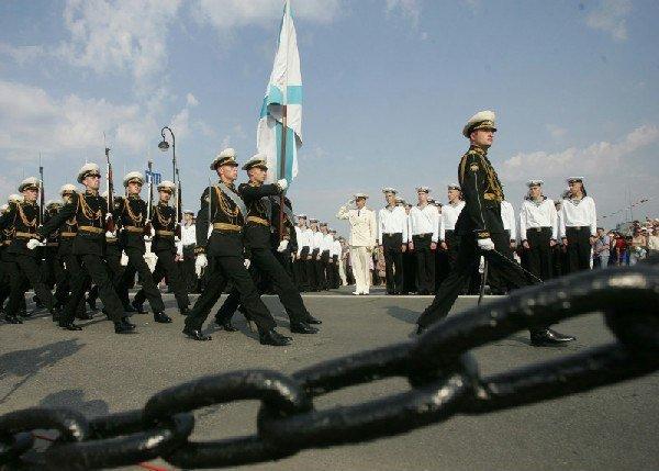 Поздравления для военных моряков 203