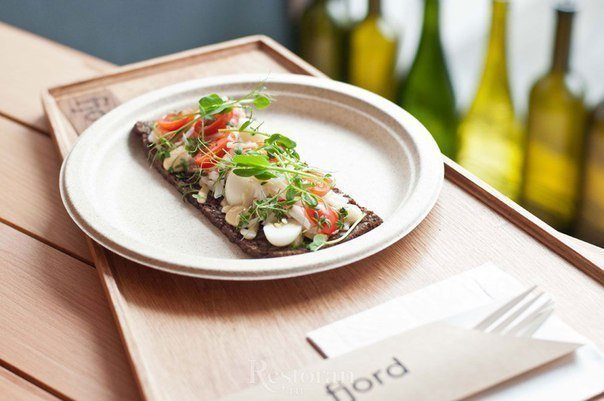 Fjord seafood-bistro