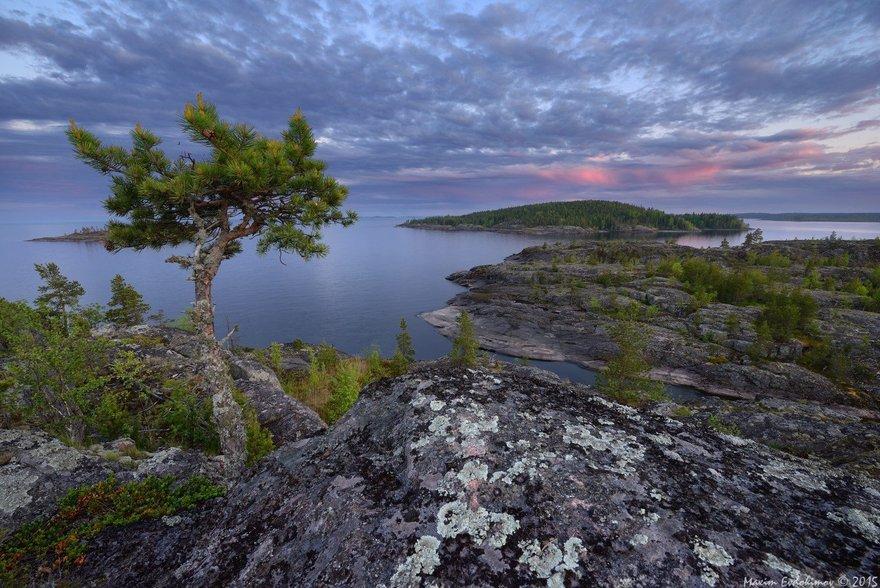 10 таинственных мест Ленинградской области