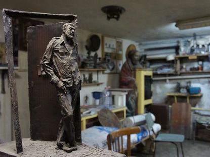 Памятник Сергею Довлатову установят на Рубинштейна 4 сентября