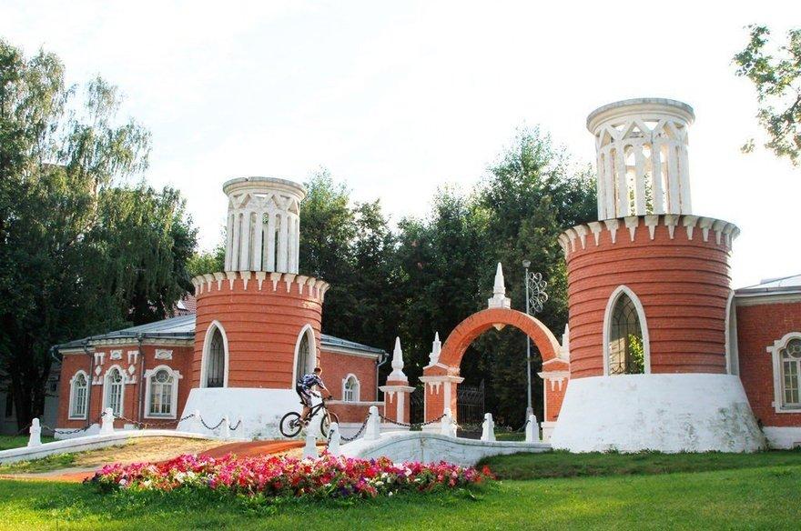 воронцовский парк в москве Москва, Перовская