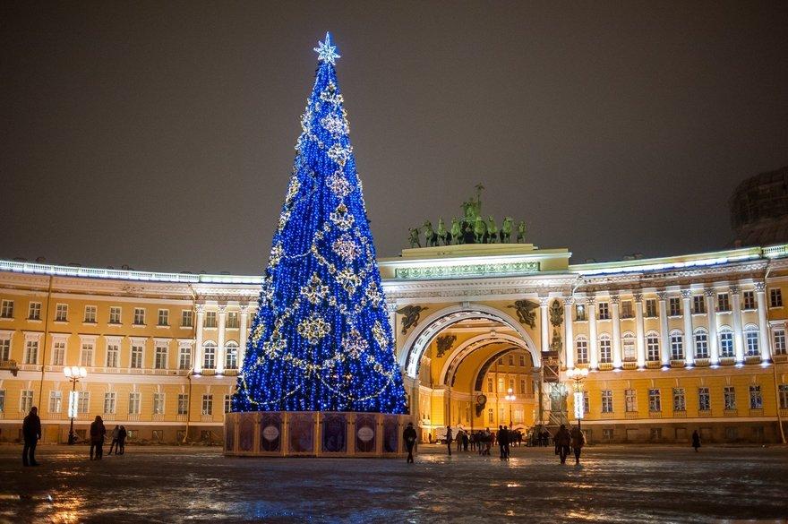Тур в Санкт-Петербург из Саратова на Новый год