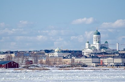 Топ 25 — достопримечательности Хельсинки