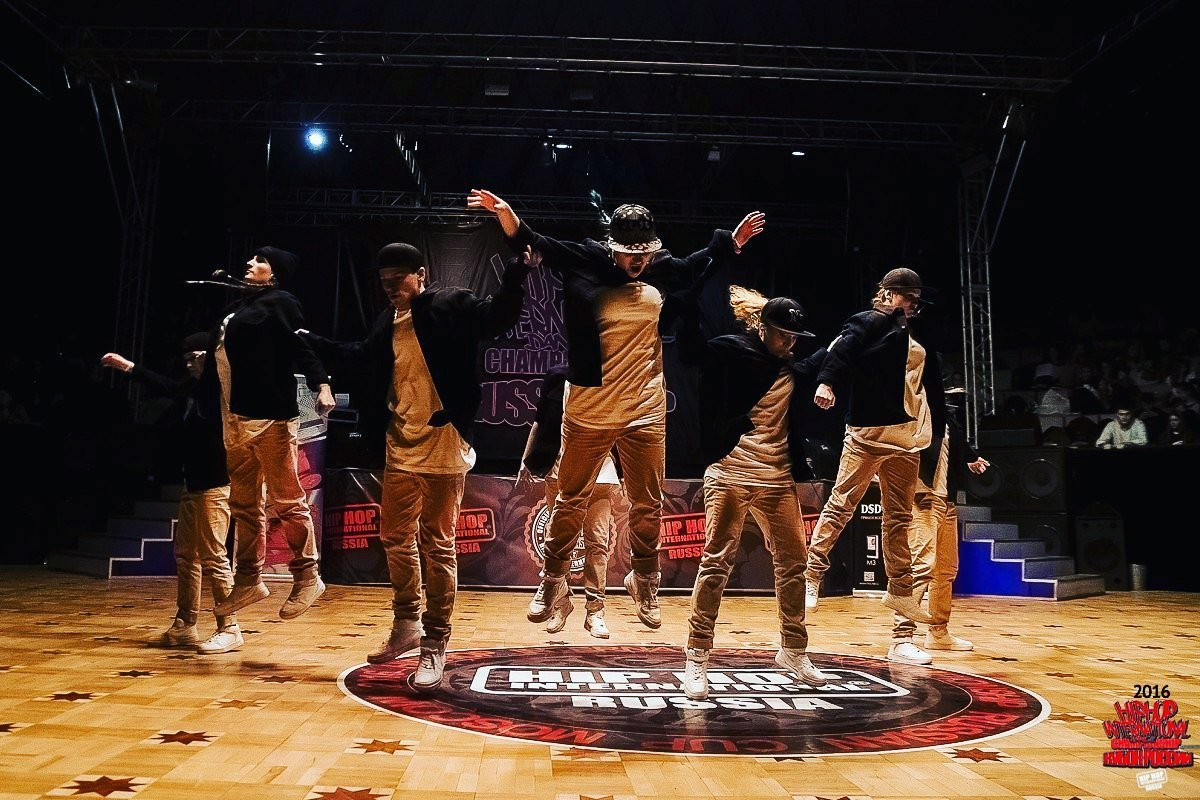 Курс Hip Hop Old School Basics