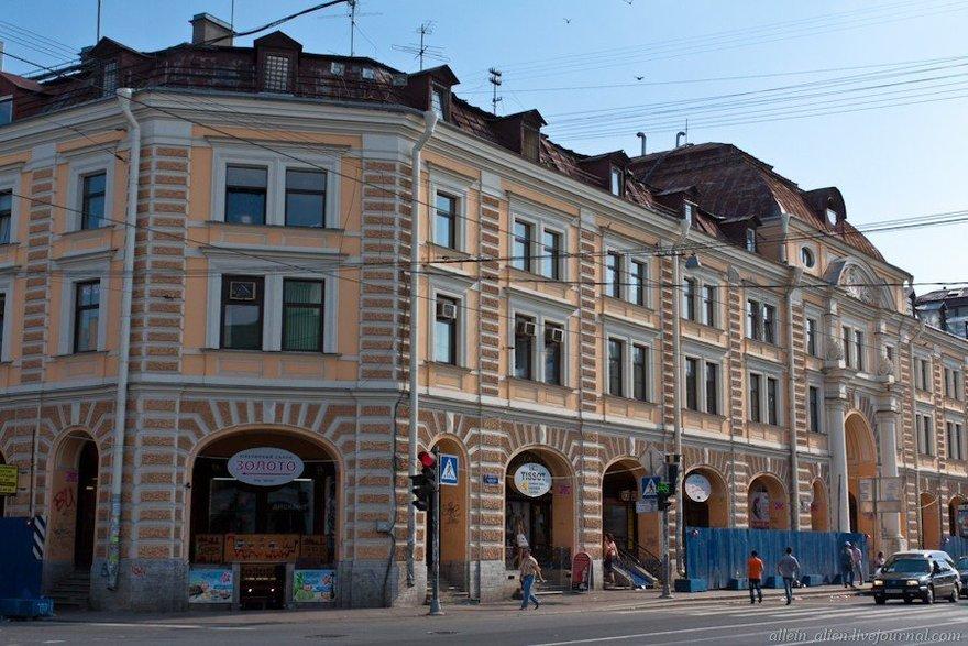 История Санкт-Петербурга: Апраксин двор
