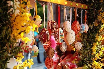 27 и 28 апреля с 9 до 15 состоится Пасхальная ярмарка. На ярмарке будут представлены: домашняя выпечка и сладости, предметы интерьера и рукоделия, сувениры. Вы можете принести на ярмарку для благотворительной продажи рукоделие, домашнюю выпечку, сладости