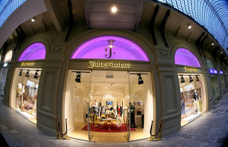 2. Juicy Couture