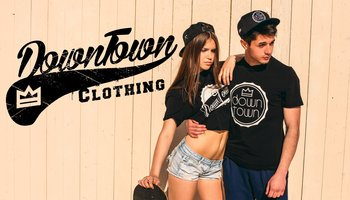 Down Town clothing
