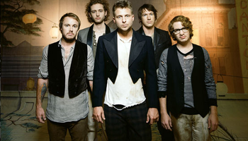 Концерт One Republic