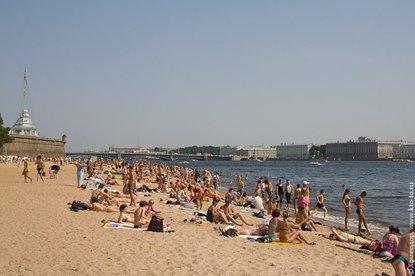 Топ-7 пляжных баров и клубов в Петербурге и окрестностях